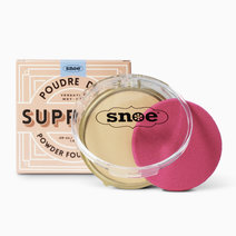 Poudre Duo Supreme in Perfect Beige by Snoe Beauty