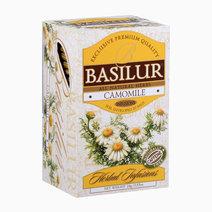 Camomile Herbal Infusions Tea Bag (25s) by Basilur