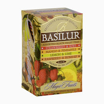 Magic Fruits Assorted Black Teas (25 bags) by Basilur