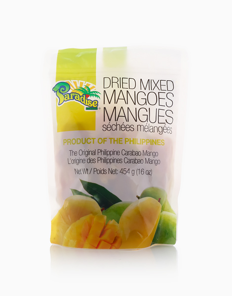 Dried Mixed Mangoes (454g) by Paradise