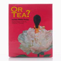 Lychee White Peony Sachet Box by Or Tea