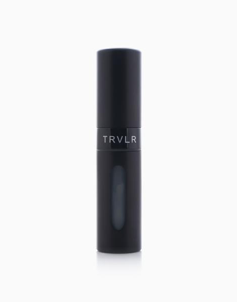 Premium Portable Perfume Refillable Atomizer by TRVLR   Black