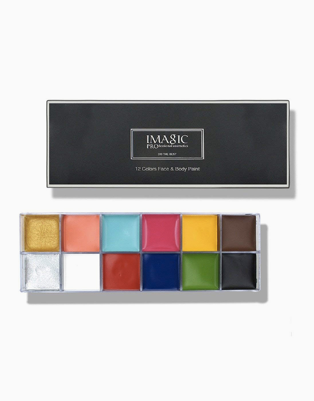 12-Flash Color Palette (Face + Body All-in-One Palette) by Imagic | #1