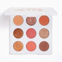 Colourpop sol pressed powder shadow palette