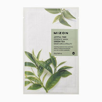 Green Tea Joyful Time Essence Mask by Mizon