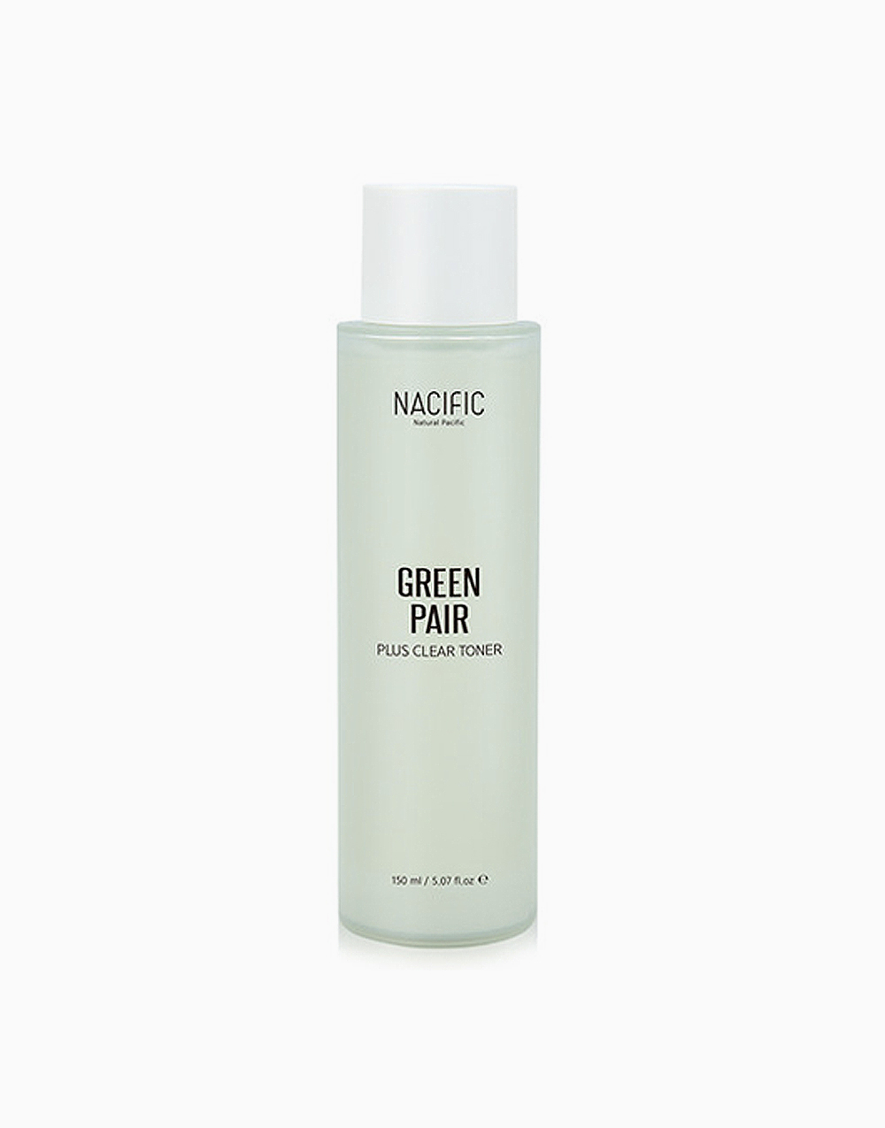 Green Pair Plus Clear Toner by Nacific