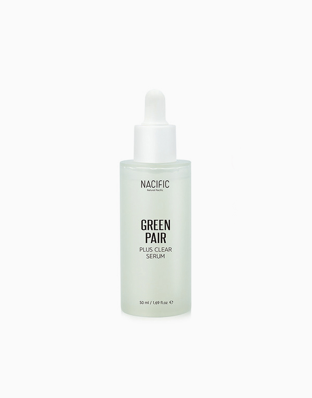 Green Pair Plus Clear Serum by Nacific