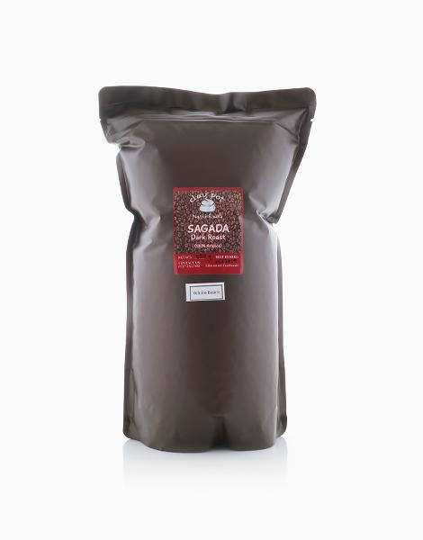 Whole Sagada Dark Roast (500g) by Clay Pot