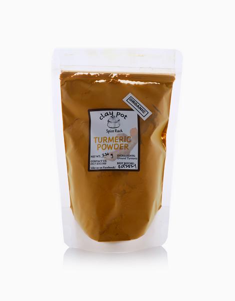 Organic Turmeric Powder (220g) by Clay Pot