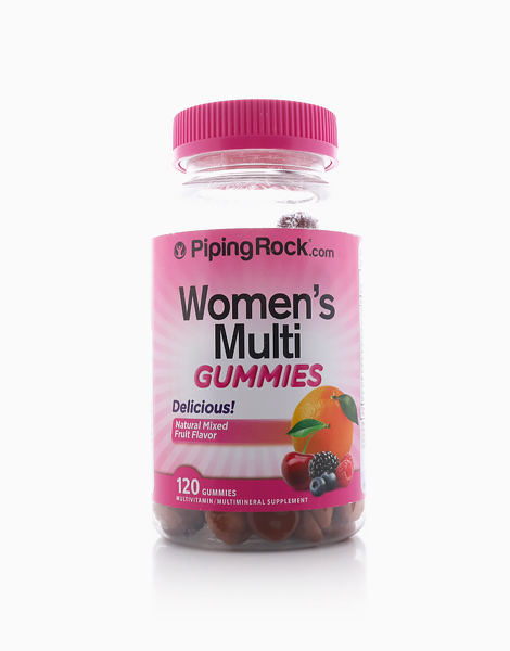 Women's Multi Gummies (120 Gummies) by Piping Rock