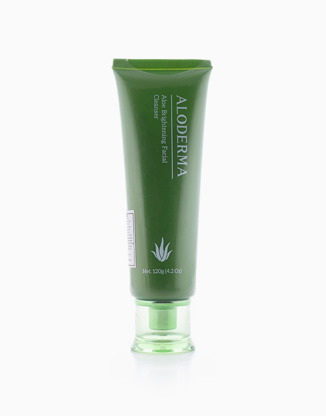 Brightening Facial Cleanser by Aloderma