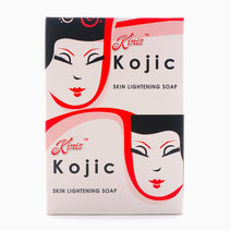 Kojic Soap (Pack of 2, 65g) by Kinis