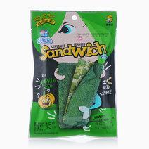Seasoned Seaweed Sandwich with Pumpkin Seed and Sesame by Seleco