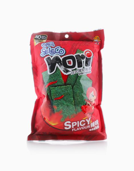 Spicy Nori Crispy Seaweed (36g) by Seleco