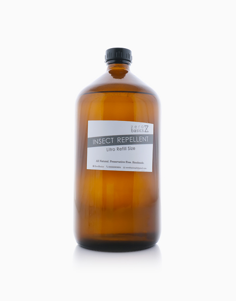 Insect Repellent Litro Refill by Zero Basics