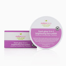 Mambino fresh glow 3 in 1 brightening face polish