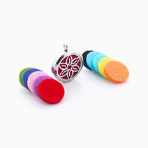 Essential Oil Diffuser Pendant (Twist Screw) by Feet and Right