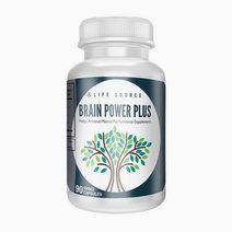 Lifesource brain power plus nootropics   best brain booster vitamin supplement