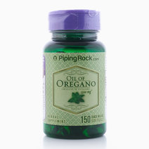 Oil of Oregano 1500mg (150 Softgels) by Piping Rock