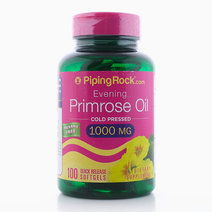 Evening Primrose Oil 1000mg (100 Softgels) by Piping Rock
