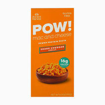 Ancient harvest pow! mac and cheese power protein pasta sharp cheddar shells