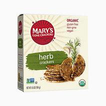 Mary's organic crackers organic herb original seed crackers