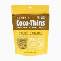 Sejoyia coco thin salted caramel