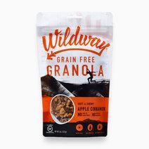 Wildway apple cinnamon grain free granola