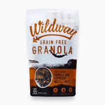 Wildway vanilla bean espresso grain free granola