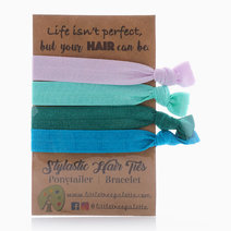 Candy Colors Hair Ties by Little Tree Palette