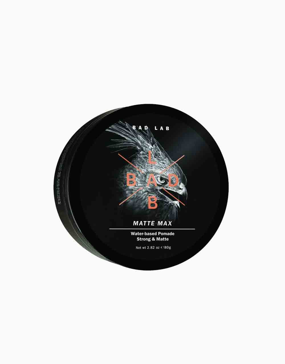 Matte Max Water Based Pomade by Bad Lab