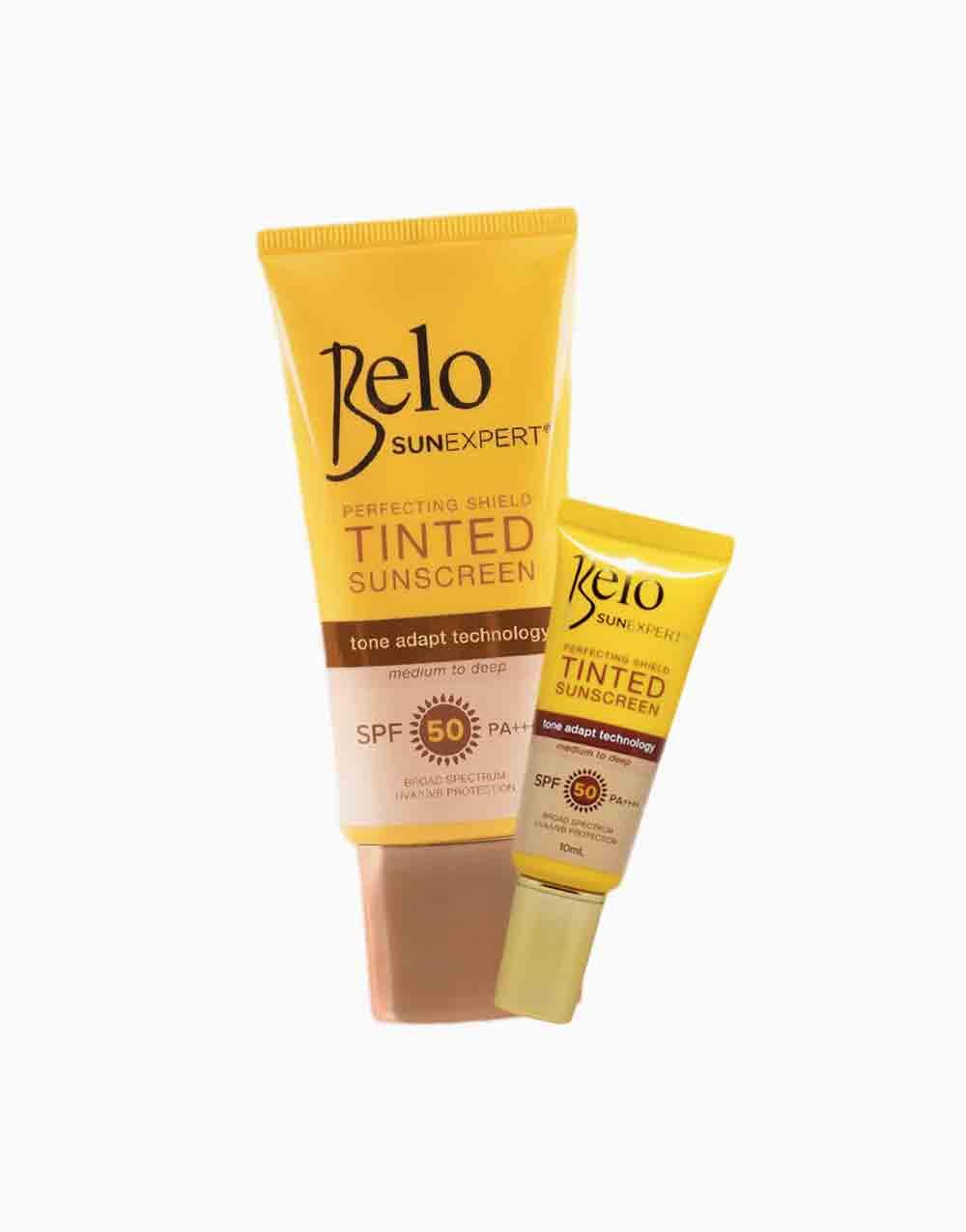 Belo SunExpert Tinted Sunscreen (50ml + FREE 10ml) by Belo