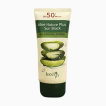 Jocelyn aloe nature plus sun block