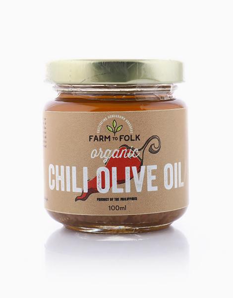 Organic Chili in Olive Oil by Farm to Folk