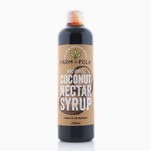 Organic Coconut Nectar Syrup (250ml) by Farm to Folk
