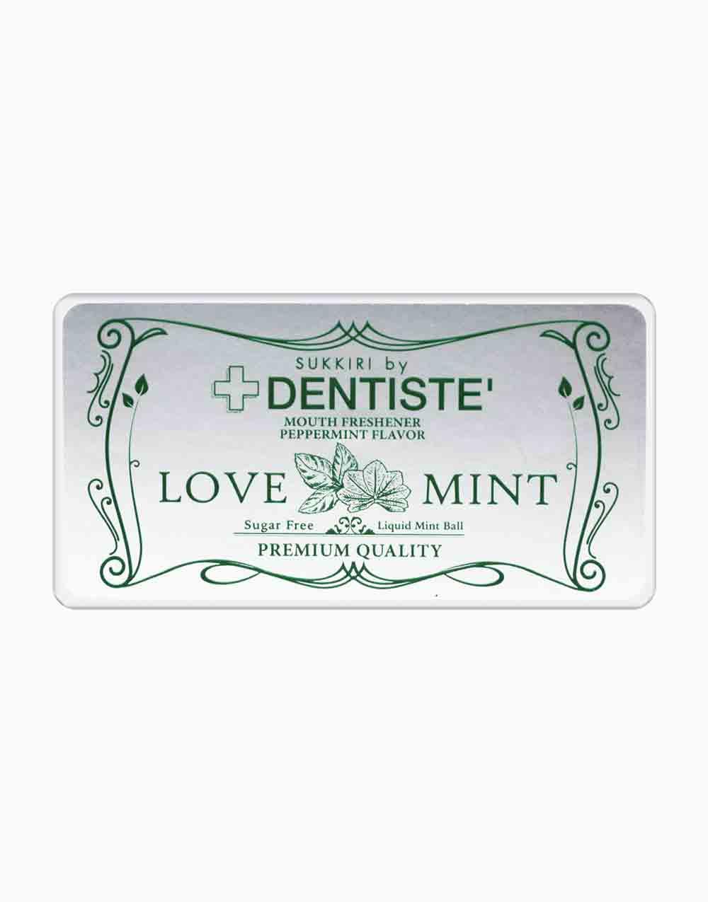 Dentiste' Love Mint (50s) by Dentiste'