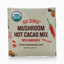 Mushroom Hot Cacao Mix With Cordyceps Sachet by Four Sigmatic