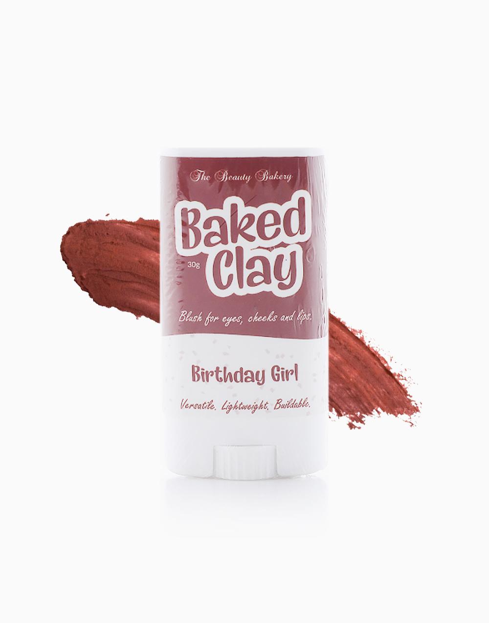 Baked Clay in Birthday Girl by Beauty Bakery