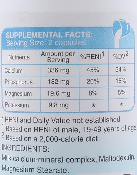 MilkCa Milk Calcium Complex by i-Fern