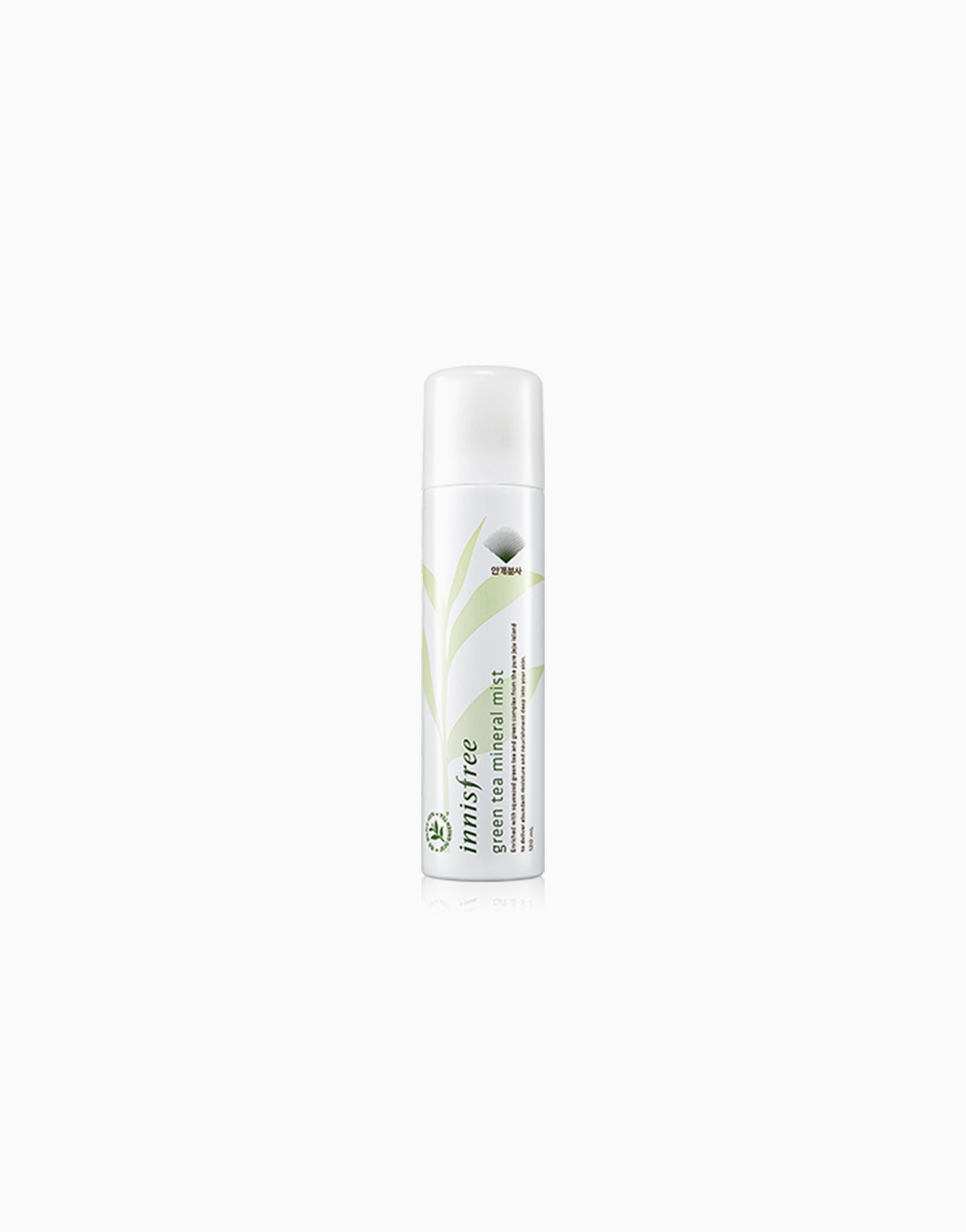 Green Tea Mist Micro (120ml) by Innisfree