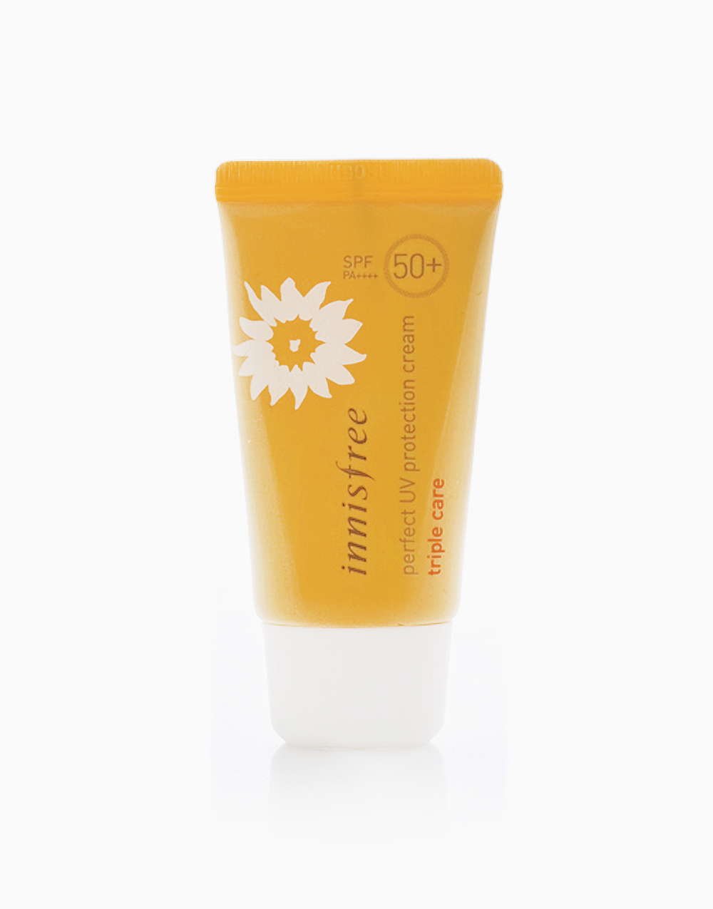 Perfect UV Protection Cream Triple Care SPF50+ PA+++ Travel Size (20ml) by Innisfree