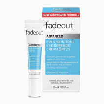 Advanced Even Skin Tone Eye Defence Cream SPF25 by Fade Out Skincare