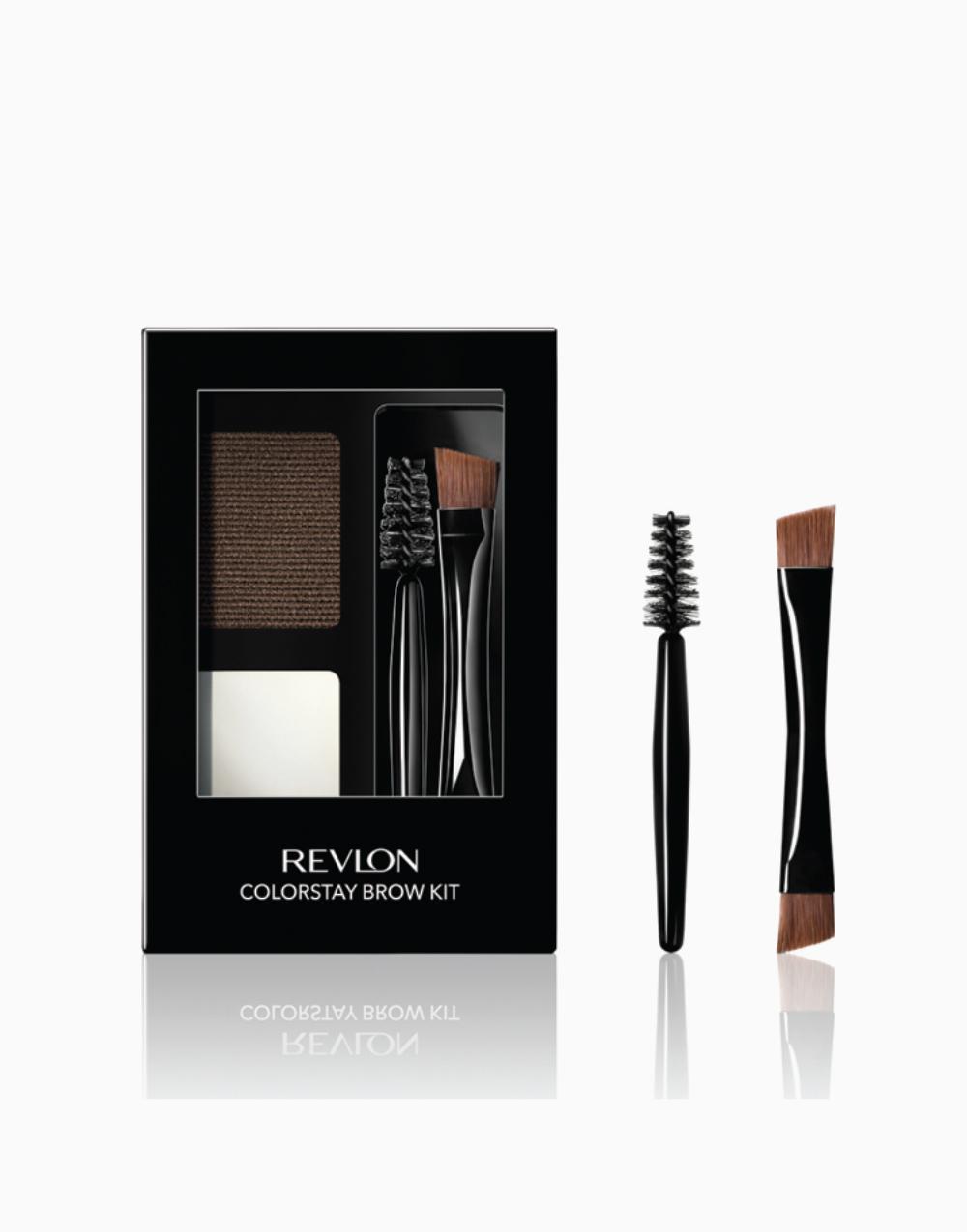 ColorStay Brow Kit by Revlon | 102 Dark Brown