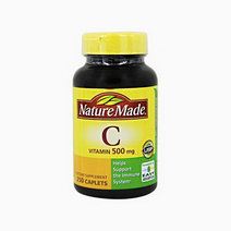 Naturemade vitaminc front