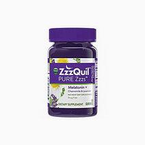 Zzzquil pure zzzs melatonin 60 gummies front