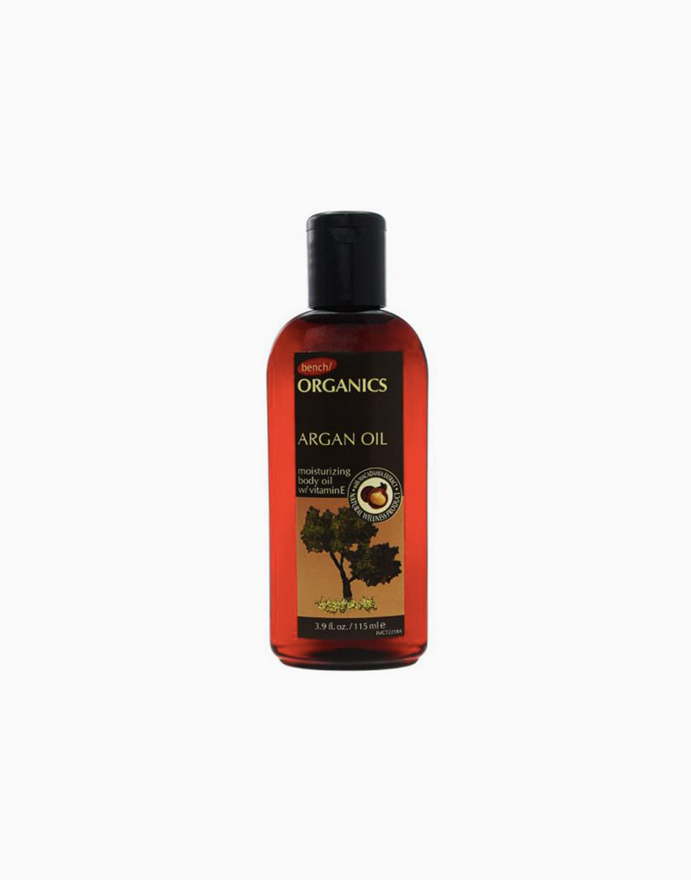 Organics: Argan Oil from Morocco (115ml) by BENCH