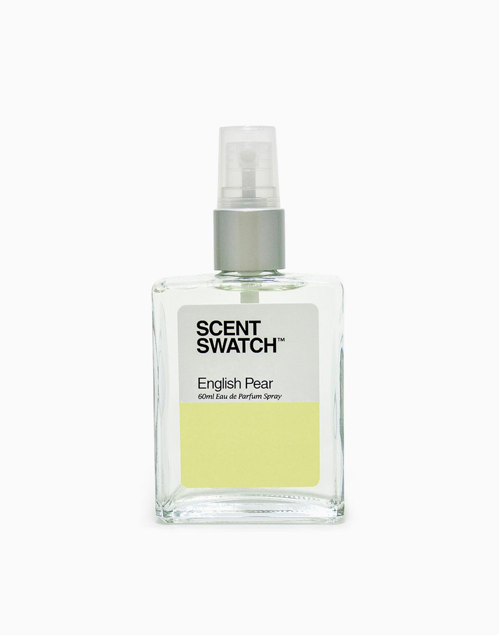English Pear Eau de Parfum (60ml) by Scent Swatch