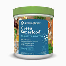 Amazinggrass greensuperfood alkalizeanddetox