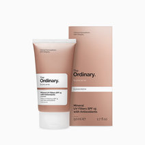 Theordinary mineral uv filters with antioxidants spf15