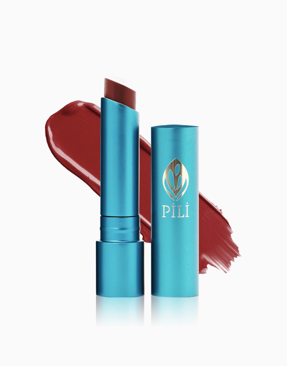 Pili Matte Lipstick by Pili Ani | Plum